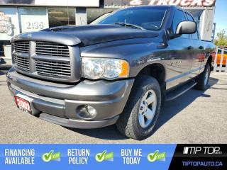Used 2002 Dodge Ram 1500 ST ** Low Km's, 1 Owner, Clean CarFax ** for sale in Bowmanville, ON