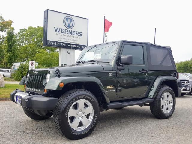 2011 Jeep Wrangler SAHARA 4X4
