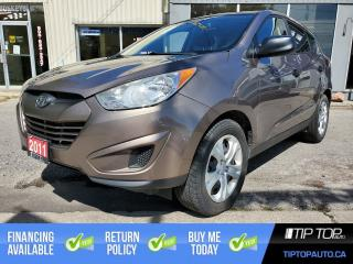 Used 2011 Hyundai Tucson GL ** 1 Owner, Clean CarFax, Well Equipped ** for sale in Bowmanville, ON