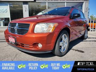 Used 2009 Dodge Caliber SXT ** Clean CarFax, Sunroof, Great Options ** for sale in Bowmanville, ON
