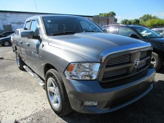 Used 2011 RAM 1500 2011 Ram 1500 - 4WD Quad Cab 140.5  Sport for sale in Toronto, ON
