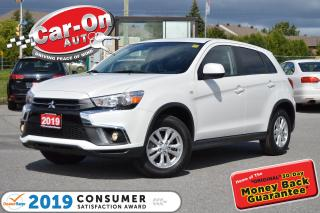 Used 2019 Mitsubishi RVR SE AWC REAR CAM HTD SEATS NAV READY LOADED for sale in Ottawa, ON