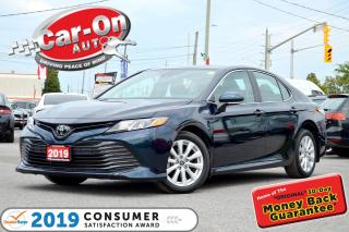 Used 2019 Toyota Camry LE REAR CAM HTD SEATS ADAPTIVE CRUISE LOADED for sale in Ottawa, ON