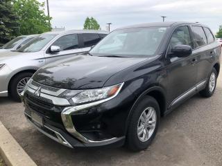 New 2019 Mitsubishi Outlander ES AWC Heated Front Seats | Alloy Wheels | Android for sale in Mississauga, ON