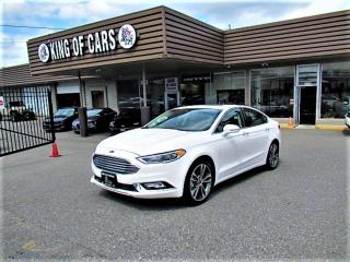 Used 2018 Ford Fusion TITANIUM - AWD ECOBOOST for sale in Langley, BC