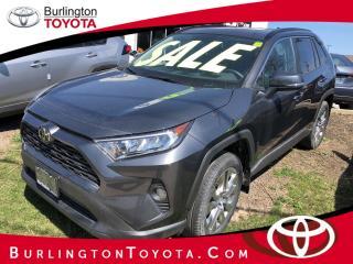 New 2019 Toyota RAV4 XLE for sale in Burlington, ON