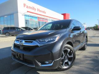 Used 2019 Honda CR-V Touring | SAVE BIG! | BIG INCENTIVES! for sale in Brampton, ON