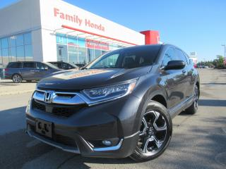 Used 2019 Honda CR-V Touring | LOW KMS | MEMORY SEATS for sale in Brampton, ON