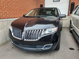 Used 2013 Lincoln MKX V6,PANO ROOF,BLINDSPOT,HEATED LEATHER,PUSH Start for sale in Toronto, ON