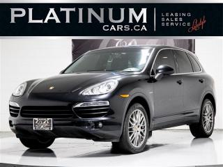 Used 2013 Porsche Cayenne Diesel,NAVI,SUNROOF,CAM,BOSE,HEATED SEATS, for sale in Toronto, ON