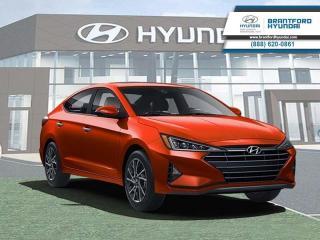 Used 2020 Hyundai Elantra Preferred IVT  - Sweet Style - $125 B/W for sale in Brantford, ON
