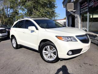 Used 2014 Acura RDX Traction intégrale 4 portes groupe techn for sale in Longueuil, QC