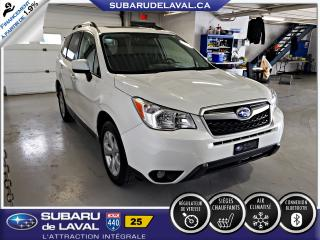 Used 2016 Subaru Forester 2.5i Touring Awd ** Toit ouvrant * for sale in Laval, QC