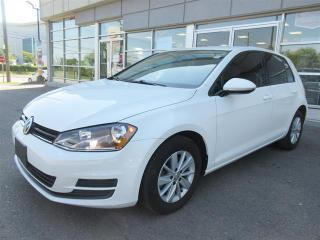 Used 2016 Volkswagen Golf 1.8 TSI Trendline/Camera/Heated seats/Bluetooth for sale in Mississauga, ON