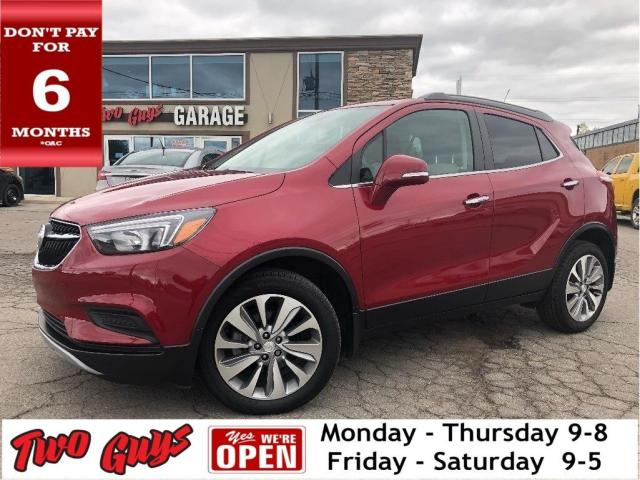 2018 Buick Encore Preferrred| Bluetooth | B/Up Cam | Alloys| FWD