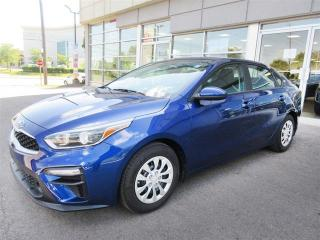 Used 2019 Kia Forte LX/Bluetooth, Back-Up Camera, Heated seatsd and heated steering wheel, heated side mirrors, Android Auto and Apple Car play, Lane departure warning system, front collision warning system for sale in Mississauga, ON