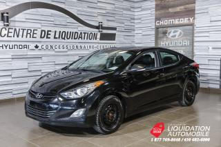 Used 2011 Hyundai Elantra Limited+CUIR+TOIT+MAGS for sale in Laval, QC