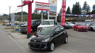 Used 2018 Chevrolet Spark for sale in West Kelowna, BC
