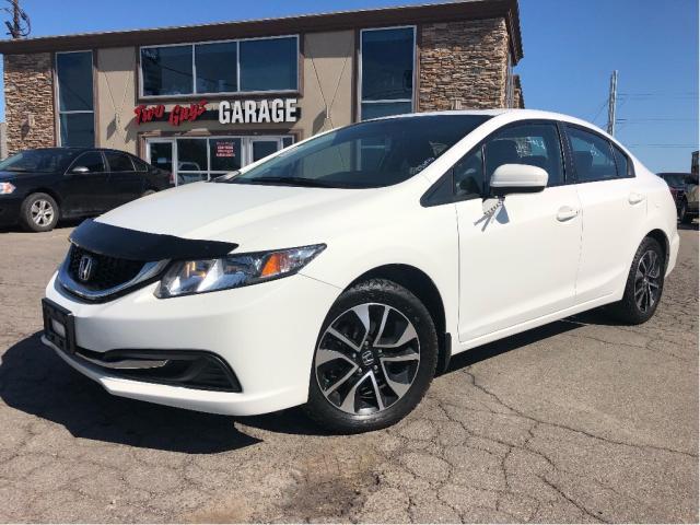 2015 Honda Civic Sedan EX | Auto | Sunroof | Alloys | New Tires