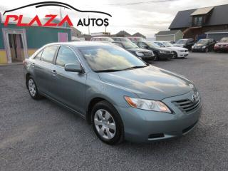 Used 2009 Toyota Camry 2009 Toyota Camry - 4dr Sdn I4 Auto LE for sale in Beauport, QC
