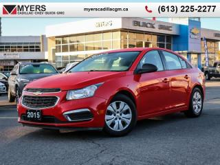 Used 2015 Chevrolet Cruze 2LS  LS, AUTO, A/C, KEYLESS ENTRY, POWER GROUP, LOW KM!!1 for sale in Ottawa, ON