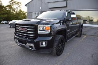 Used 2018 GMC Sierra 2500 *** TOIT OUVRANT, CAMÉRA DE RECUL, NAVIGATION *** for sale in Rawdon, QC