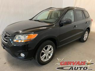 Used 2011 Hyundai Santa Fe GL V6 AWD MAGS Bluetooth for sale in Shawinigan, QC