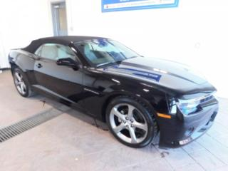 Used 2014 Chevrolet Camaro 2LT *CONVERTIBLE* for sale in Listowel, ON