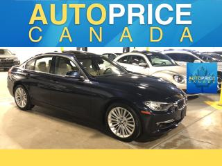 Used 2015 BMW 328 i xDrive LUXURY PKG|NAVI|MOONROOF for sale in Mississauga, ON