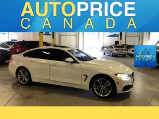 Used 2016 BMW 428i Gran Coupe i xDrive SPRT PKG|360 CAM|NAV|SUNROOF for sale in Mississauga, ON