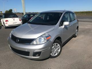 Used 2010 Nissan Versa 1,8 automatique for sale in Carignan, QC