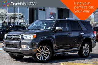 Used 2011 Toyota 4Runner SR5|Sunroof|Navigation|Keyless_GO|SiriusXM|Bluetooth| for sale in Thornhill, ON