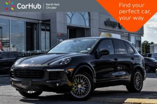 Used 2017 Porsche Cayenne S E-Hybrid Pano.Sunroof BOSE.Audio Heat.Vent.Frnt.Seat GPS  for sale in Thornhill, ON