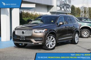 Used 2017 Volvo XC90 T6 Inscription Navigation, Heated Seats, Backup Camera for sale in Coquitlam, BC