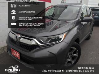Used 2018 Honda CR-V EX-L $207 BI-WEEKLY - $0 DOWN for sale in Cranbrook, BC