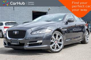 Used 2017 Jaguar XJ R-Sport|AWD|Navi|Pano Sunroof|Backup Cam|Bluetooth|Blind Spot|Massage function|19