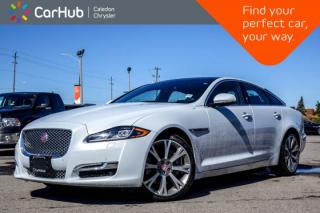 Used 2017 Jaguar XJ Portfolio|AWD|Navi|Pano Sunroof|Backup Cam|Bluetooth|Blind Spot|Massage function|19