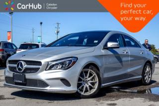 Used 2018 Mercedes-Benz CLA-Class CLA 250 4Matic|Navi|Pano Sunroof|Bluetooth|Backup Cam|Bluetooth|Heated Front Seats|17