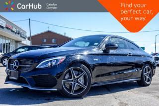 Used 2018 Mercedes-Benz C-Class AMG C 43|4Matic|Navi|Pano Sunroof|Blind Spot|Backup Cam|Bluetooth|18