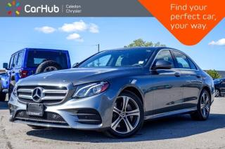 Used 2018 Mercedes-Benz E-Class E 300 4Matic|Navigation Sunroof Bluetooth Backup Camera Leather Heated Front Seats 18