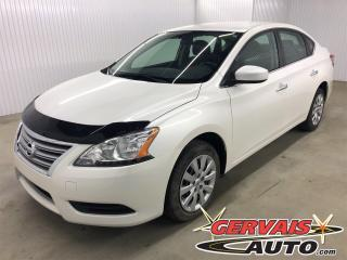 Used 2015 Nissan Sentra Bluetooth A/c for sale in Trois-Rivières, QC