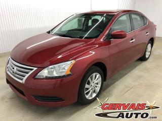 Used 2015 Nissan Sentra SV MAGS CAMÉRA DE RECUL BLUETOOTH for sale in Shawinigan, QC