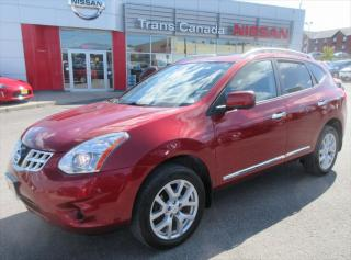 Used 2012 Nissan Rogue SL AWD for sale in Peterborough, ON