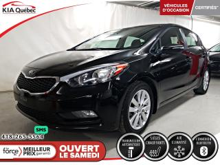 Used 2016 Kia Forte LX+* 5 PORTES* AT* A/C* SIEGES CHAUFFANTS* for sale in Québec, QC