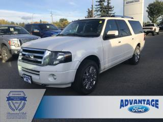 Used 2013 Ford Expedition Max Limited Moonroof - A/C for sale in Calgary, AB