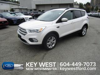 Used 2018 Ford Escape SEL 4WD Touring Pkg Sunroof Leather Nav Cam Sync 3 for sale in New Westminster, BC