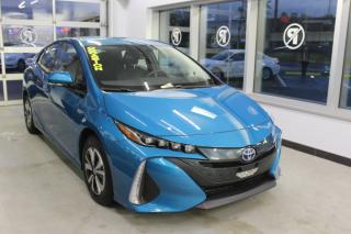 Used 2018 Toyota Prius Prime CVT GPS CAMÉRA MAIN LIBRE for sale in Lévis, QC