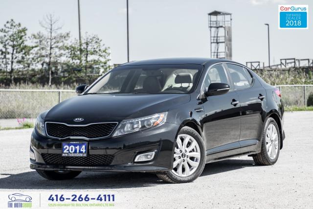 2014 Kia Optima EX 1Owner Certified Serviced CleanCarfax WeFinance