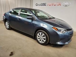 Used 2015 Toyota Corolla LE for sale in Montréal, QC