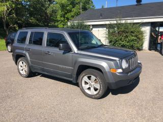 Used 2011 Jeep Patriot Sport/North CERTIFIED for sale in Waterloo, ON